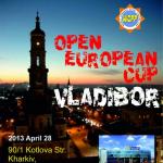 Open European Cup 2013