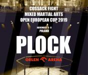 OPEN EUROPEAN CUP 2019